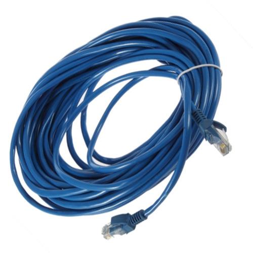 cable de red 20 metros categoría 6 redes conectividad nnet