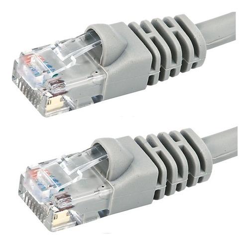 cable de red armado 3 metros utp 5e patch cord ethernet