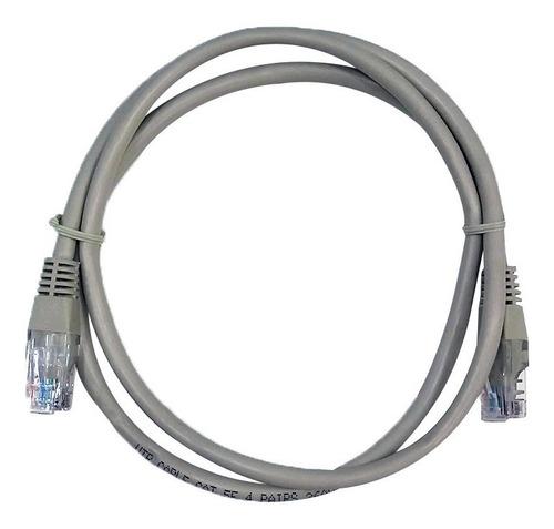 cable de red armado noga patch cord 1 metro rj45 utp cable