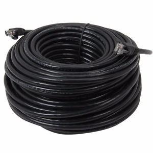 cable de red cat5e 50mts intemperie exterior doble chaqueta