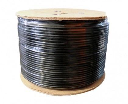 cable de red ftp 5e 40 metros cobre para exteriores