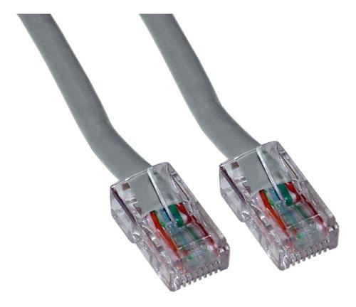 cable de red lan ethernet utp rj45 cruzado / directo armado