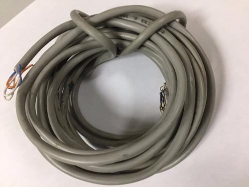 cable de red utp 5e gris  usado 6 mts tienda virtual