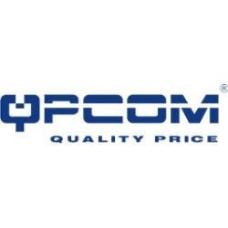 cable de red utp patch cord qpcom cat5e certificado 5 mt.