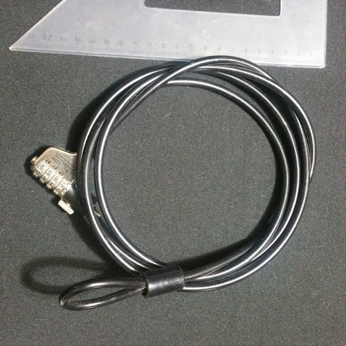 cable de seguridad computador portatil tierraventura d4a