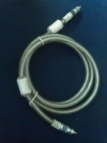 cable de sonido alta gama