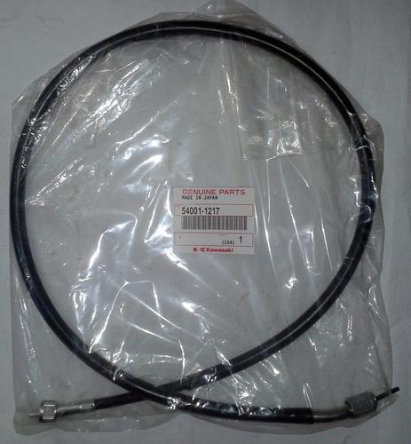 cable de velocimetro kawasaki vulcan 500 1996/2009 original