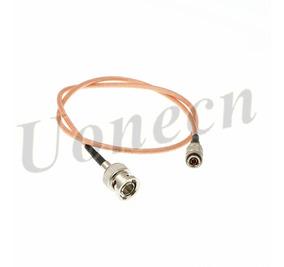 with Neutrik BNC 4505R 25ft Belden 12G 4K UHD SDI Video Precision Coax Cable