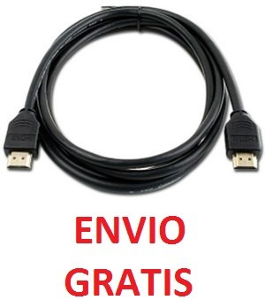 cable de video hdmi (m-m), blindado, 1.8m.(306119)