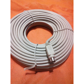 Cable Din 6 Pines Macho Macho 20mts.