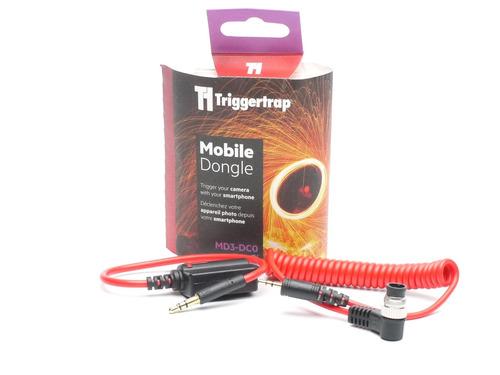 cable disparador de cámara nikon triggertrap -usado- efe9