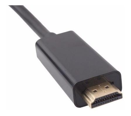 cable displayport a hdmi m/m display port 1.8mts
