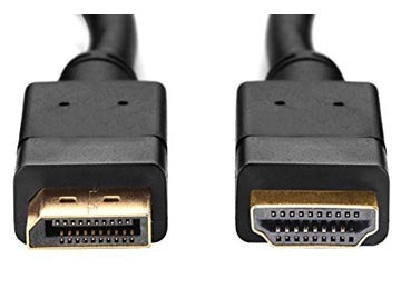 cable displayport m a hdmi m 3m
