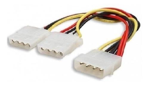 cable divisor de molex de fuente - spliter de cable power