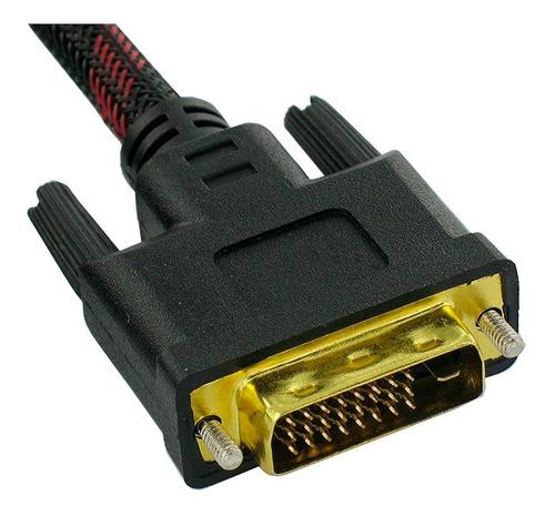 cable dvi-d 24+1 m/m 10,0m dracma