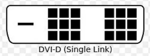 cable dvi-d single link 18+1 macho macho dvi a dvi filtro