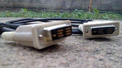 cable dvi-i  a dvi-i