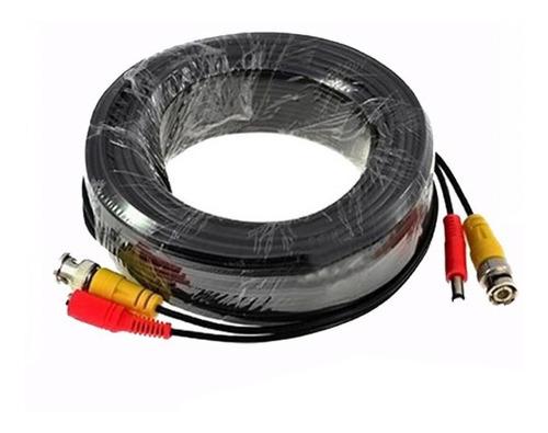 cable dvr 15m / camaras / video y corriente