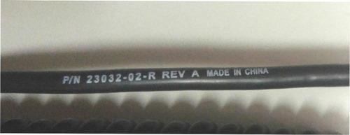 cable entorchado dual punto de venta  verifone vx520 vx510
