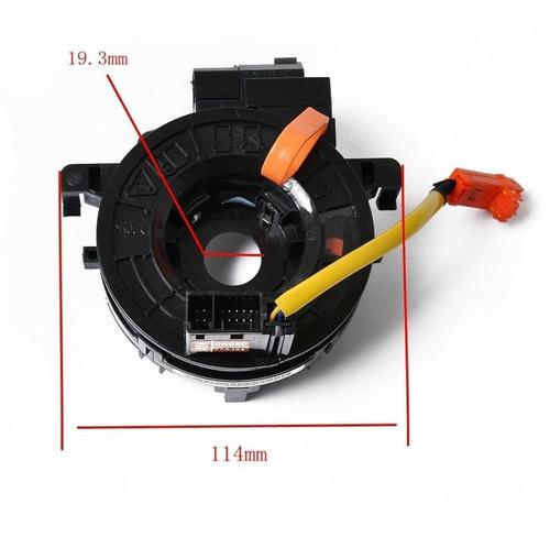 cable espiral cinta airgbag toyota hilux comando