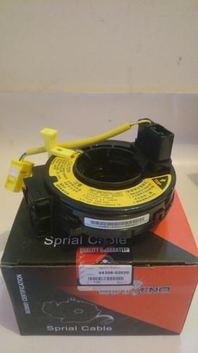 cable espiral de volante corolla 03-05 yaris 01-04 previa