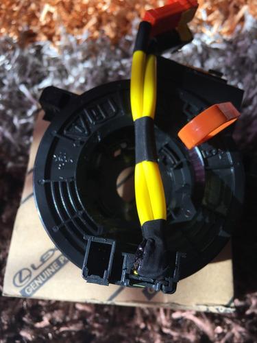 cable espiral toyota corolla 2009-2014 84306-02220 genuino