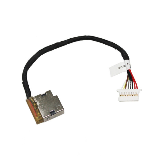 cable ficha pin carga jack hp probook 440 g3 804187-s17