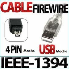 cable firewire usb