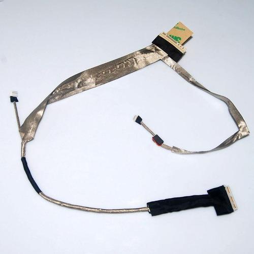 cable flat p/toshiba satellite l500 l500d l505 dc02000s800