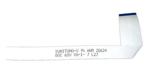 cable flex cabezal bus de datos epson l210 l350 l355 orignal