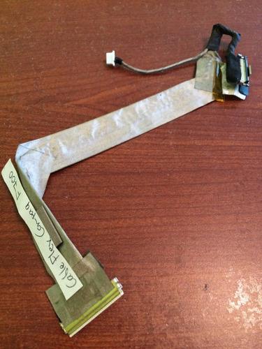 cable flex de pantalla compaq f700
