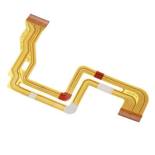 cable flex de pantalla lcd para camara sony hdr-cx100e /