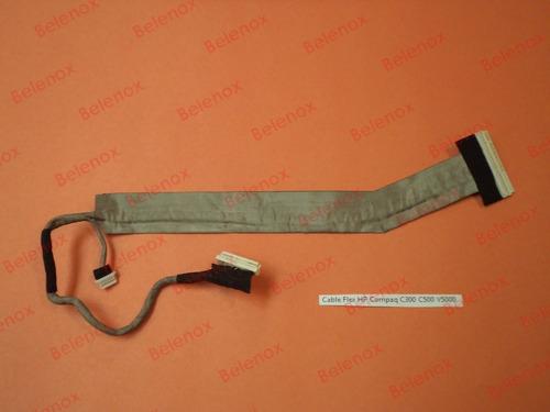 cable flex de video hp compaq c300 c500 v5000