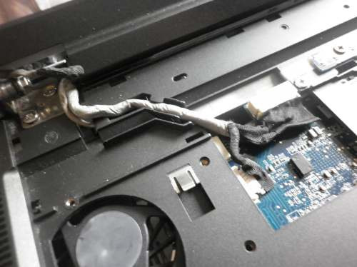 cable flex de video para laptop lenovo 3000 n100