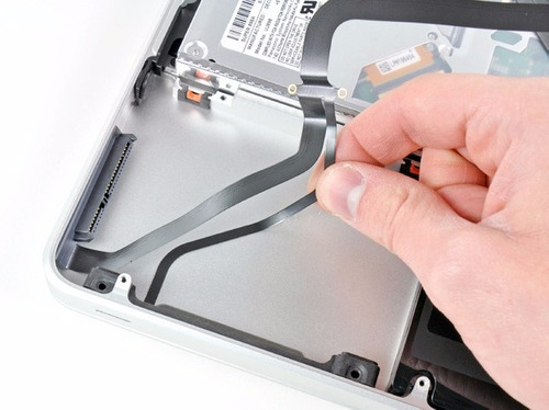 cable flex hd   disco duro  macbook pro 13  2010 a1278