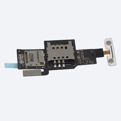 cable flex holder sim & sd para lg optimus sol victor e730