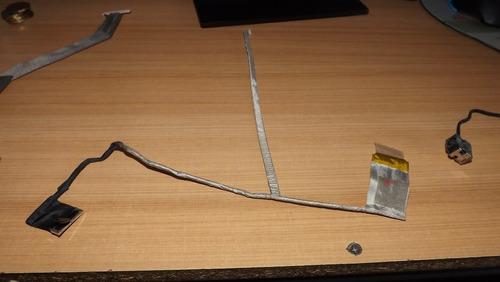 cable flex hp 430 435 compaq cq43