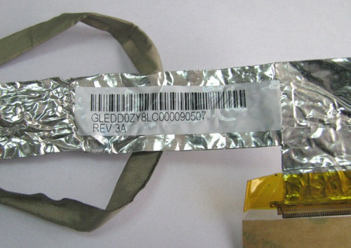 cable flex lcd para acer aspire 8942g 8935g 8940g dd0zy8lc00