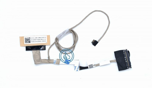 cable flex lenovo  y50-70 y50-80  no touch dc02001yq00