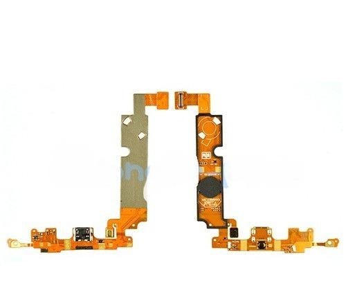 cable flex lg optimus l5 e610 con cargador usb & mic