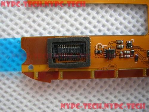 cable flex original oem slide pcb para lg mytouch q c800 tmo