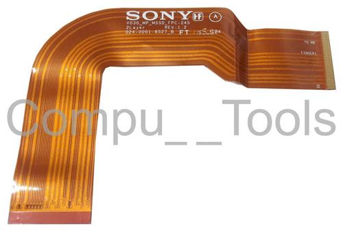 cable flex p/ teclado sony pcg-41213u n/p 024-0001-8527-b