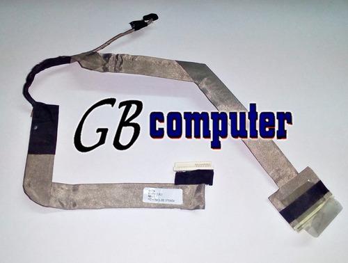 cable flex pantalla notebook compaq v3000 50.4f512.002