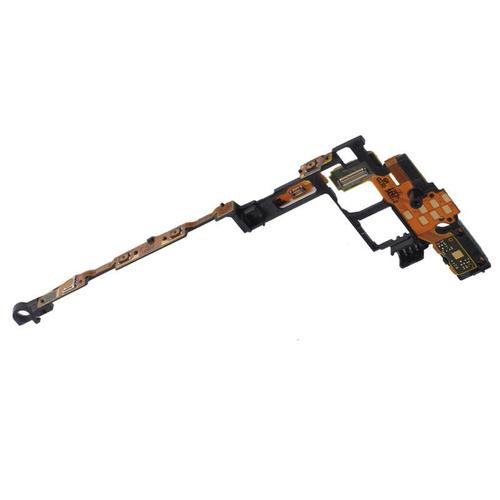 cable flex power button+ volume sony xperia acro s lt26w
