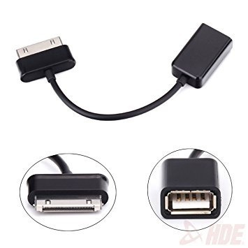 cable galaxy tab otg connect kit