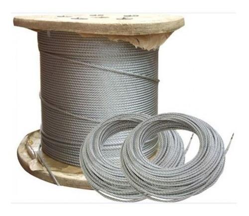 cable guaya en acero  rigida 1/16 - unidad a $220000