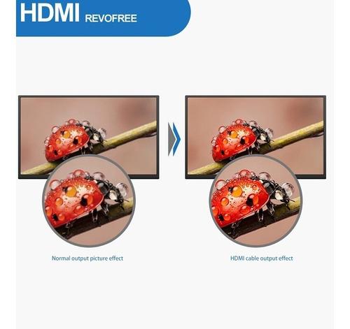 cable hdmi 1.5 mts para pc notebook blu ray xbox ps3 ps4 cs