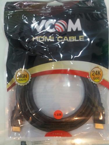 cable hdmi 1.8 metros
