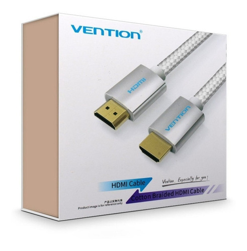 cable hdmi 2.0 premium cert 4k 2mts 18gbps 50/60 vention