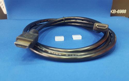 cable hdmi 2mts 1.4 hd soport 3d virtual noga